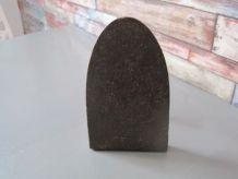 Fer a repasser ancien decor de fer a cheval 5  taille 15 cm