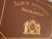 Album Artistique et Autobiographique salon 1882-2e année