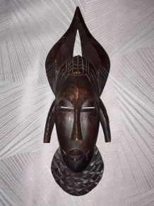Collection de masques africains