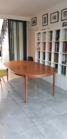 Table teck Skovmand & Andersen