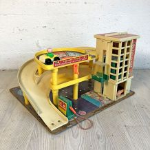 Garage Fisher Price vintage 70's