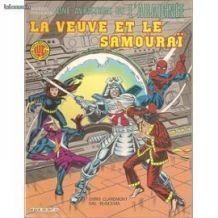 Une Aventure De L'araignée. La Veuve Et Le Samourai