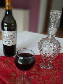 Carafe à eau ou à vin