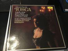 Vinyles TOSCA Giacomo Puccini