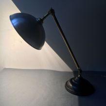 ANCIENNE LAMPE DE BUREAU ARTICULEE VINTAGE