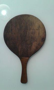 Raquette bois vintage