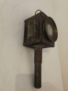 Lampe de calèche