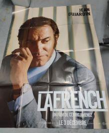 Affiche de cinéma LA FRENCH
