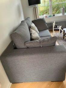 Magnifique canapé vintage