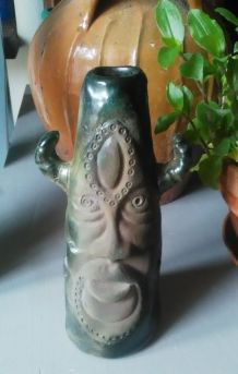 Sculpture en terre cuite - Artisanat cubain