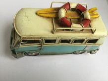 Voiture de collection VW Combi Camper van