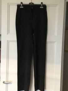 Pantalon droit noir ET VOUS vintage