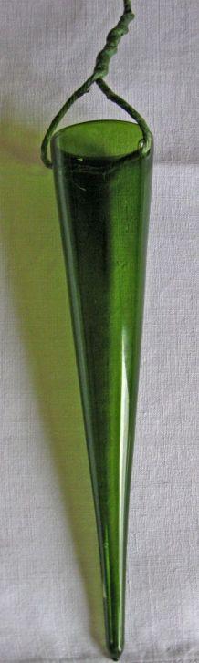 Style vintage : éprouvettes pour fleurs