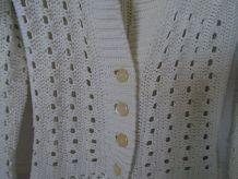 Gilet Zara  coton  année 90