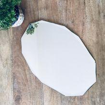 Miroir biseauté à poser