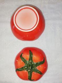 """Petit pot en céramique """"Tomate"""""""
