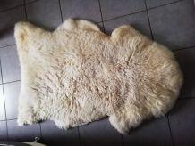 Peau de mouton vintage