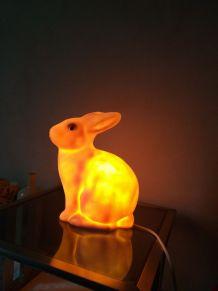 Lapin avec éclairage Heico