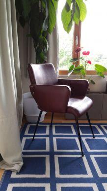 2 fauteuils années 50, impeccables, vendu a l'unité ou ensem