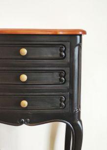 Table chevet Louis XV