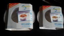 Cocottes Arcuisine d'Arcopal