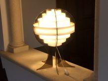 Lampe STRIPS de Flemming Brylle. 1960 70.