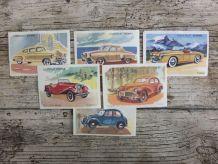 images collection Chocolat Kemmel, 6 automobiles
