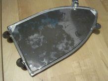 ancien porte fer a repasser en métal léger