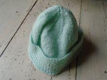 Bonnet naissance vintage