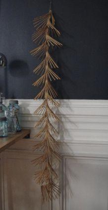 Spirale bois décorative