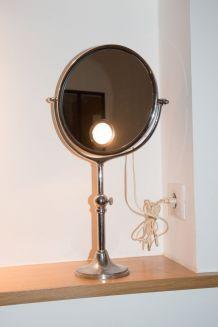 Miroir de barbier Brot des années 60