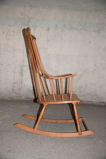 Rocking Chair Lena Larsson - années 50