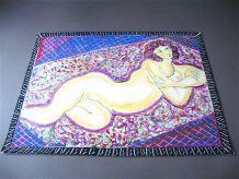 Tableau nu à la Matisse