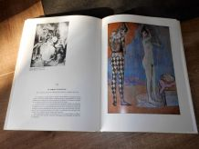 PICASSO ECOLE FRANCAISE PERIODES BLEUE ET ROSE COLLECTION LE