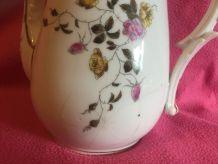 Sucrier porcelaine