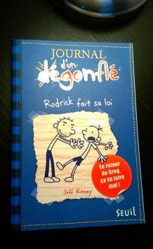 Journal d'un dégonflé N° 2 - Rodrick fait sa loi