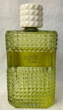 Flacon factice vintage Roger et Gallet, 1960