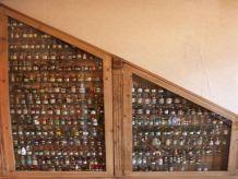 Collection de 1000 pièces uniques