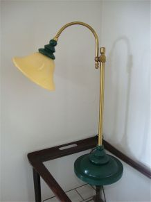 Lampe style anglais années 80