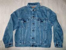veste  en jeans taille  L  Levis
