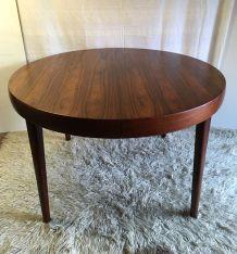 Table de salle à manger style scandinave en Palissandre 60's