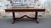 ancienne Table basse anglaise