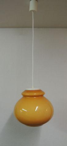 Suspension orange vintage