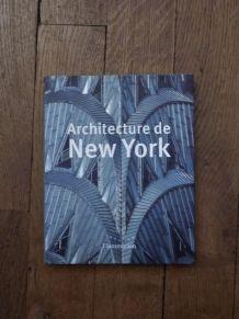 Architecture De New York- Amanda Johnson- Flammarion