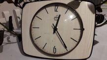 Horloge vintage JAPY années 60 pour déco