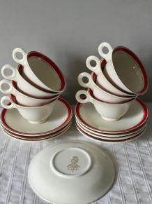 Service à café DIGOIN - Modèle Darbley