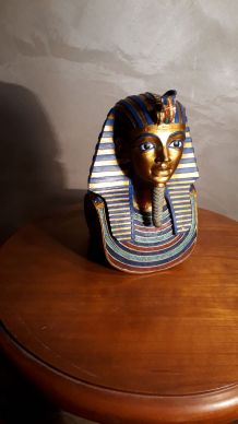 statue deco egypte  1975 resine 12cm