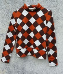pull 70s taille 36