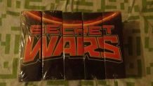 Coffrets complets Marvel Secret Wars 12345 NEUF