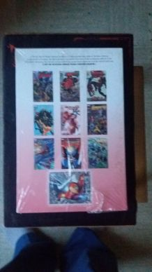 Coffret ALL NEW MARVEL collector neuf sous blister